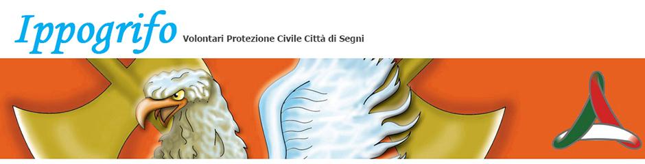 Protezione Civile IPPOGRIFO - Città di Segni